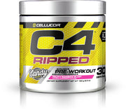 Cellucor C4 Ripped Fruity Rainbow Blast Candy
