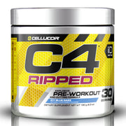 Cellucor C4 Ripped Icy Blue Razz