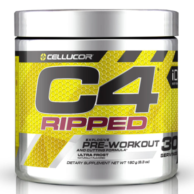 Cellucor C4 Ripped Ultra Frost Pre Workout