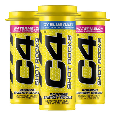 Cellucor C4 Shot Rocks Pre Workout
