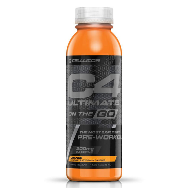 Cellucor C4 Ultimate on the Go Orange