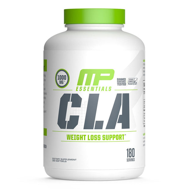 MusclePharm Essentials CLA 180 Softgels