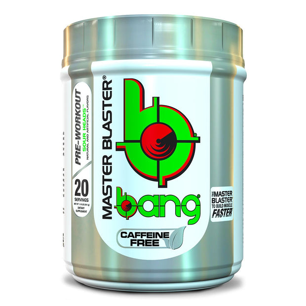 VPx Sports Bang Master Blaster Sour Heads Caffeine Free