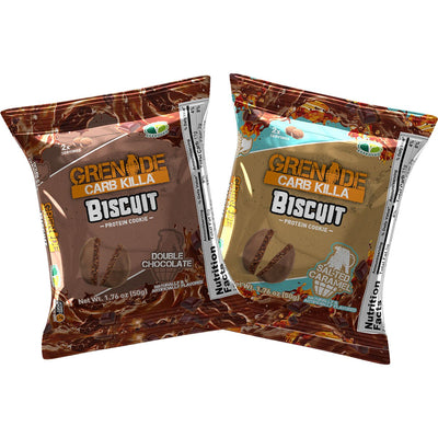 Grenade Carb Killa Biscuit Protein Cookie