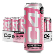 Cellucor C4Energy C4 Smart Energy Drink Cotton Candy