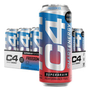 Cellucor C4Energy C4 Smart Energy Drink Freedom Ice