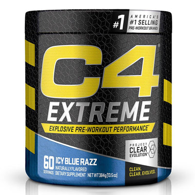 Cellucor C4 Extreme Pre Workout Icy Blue Razz