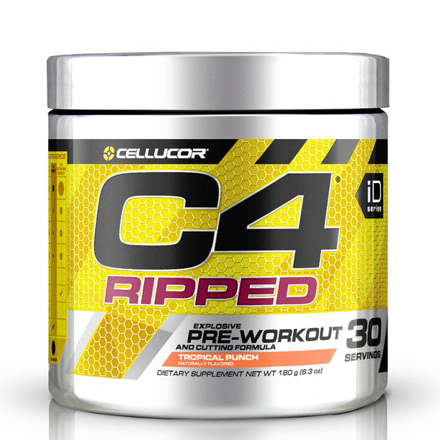 Cellucor C4 Ripped Tropical Punch