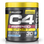 Cellucor C4 Energy C4 Ripped Sport Pre Workout Arctic Snow Cone