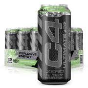 Cellucor C4 Energy C4 Ultimate Carbonated Energy Drink Pre Workout Sour Batch Bros