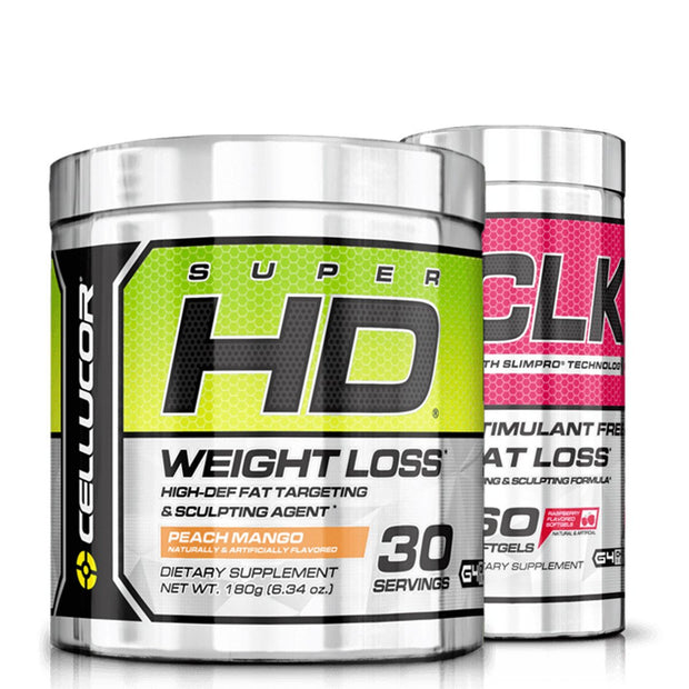 Cellucor Weight Loss Combo Kit
