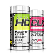 Super HD and CLK Cellucor Weight Loss Combo Kit