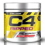 Cellucor C4 Ripped Fruit Punch