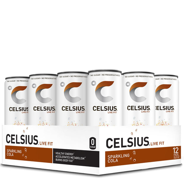 Celsius Energy Drink Sparkling Cola