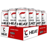 Celsius HEAT Energy Drink Inferno Punch
