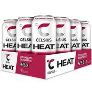 Celsius HEAT Energy Drink Strawberry Dragonfruit