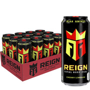 REIGN Energy Drink by MONSTER Cherry Limeade