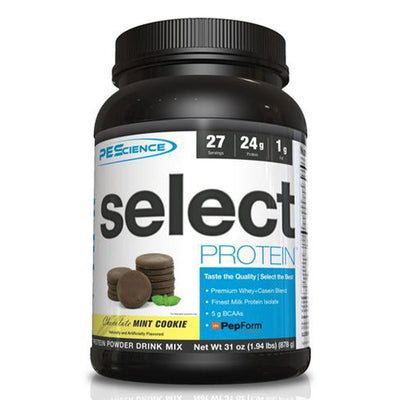PES Science Select Protein Chocolate Mint Cookie
