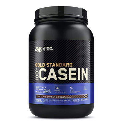 Optimum Nutrition Gold Standard 100% Casein Chocolate Supreme
