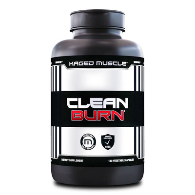 Kaged Muscle Clean Burn Weight Loss Supplement