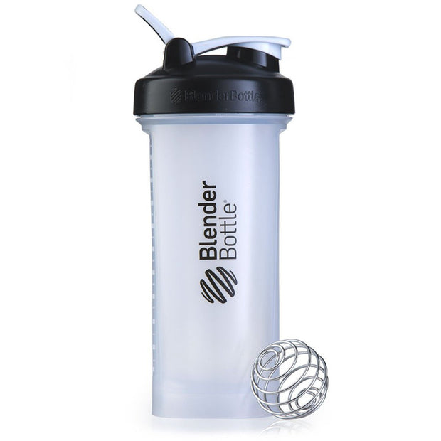 Blender Bottle Pro45 Clear