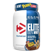 Dymatize Elite 100% Whey Protein Powder Supplement Cocoa Pebbles Cereal