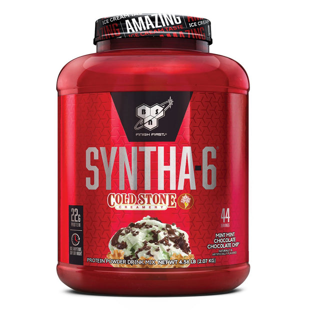 BSN Syntha 6 Cold Stone Protein Mint Mint Chocolate Chip