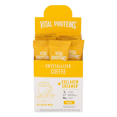Vital Crystallized Coffee plus Collagen