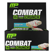 MusclePharm Combat Crunch Bars Birthday Cake