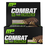 MusclePharm Combat Crunch Bars Chocolate Chip Cookie Dough