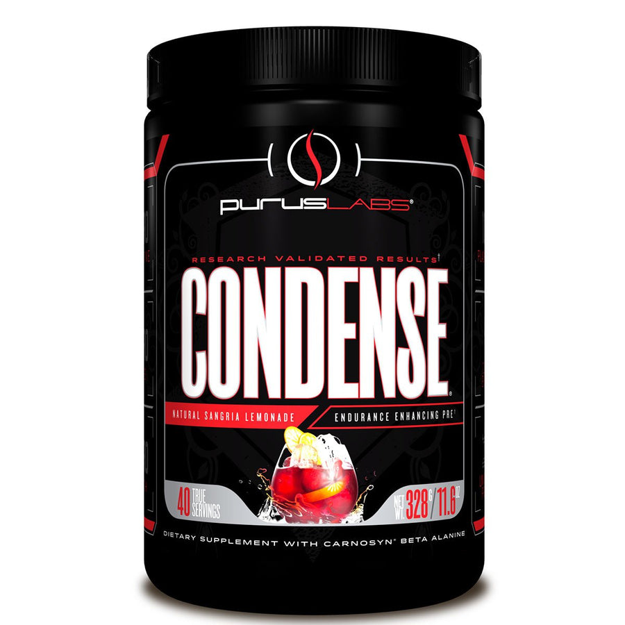 Purus Labs Condense Pre Workout Supplement