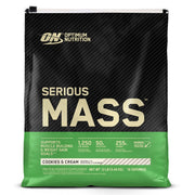 ON Optimum Nutrition Serious Mass Weight Gainer Protein Cookies and Cream