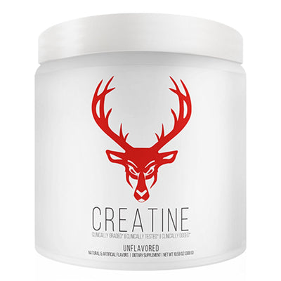 BUCKEDUP Creatine Supplement