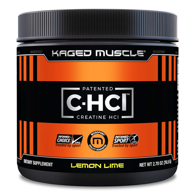 Kaged Muscle Creatine Supplement C-HCL Lemon Lime