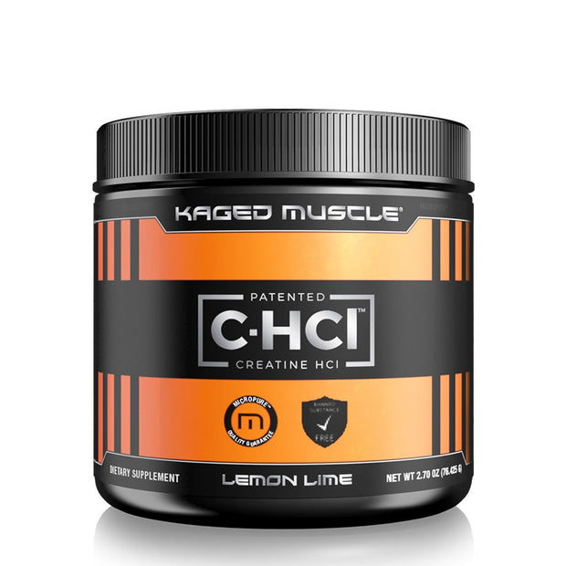 Kaged Muscle C-HCL Creatine HCL Kris Gethin