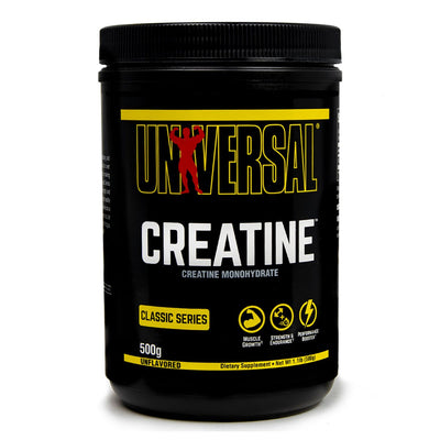 Universal Nutrition Creatine Monohydrate Supplement