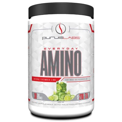 Purus Labs Everyday Amino Cucumber Lime