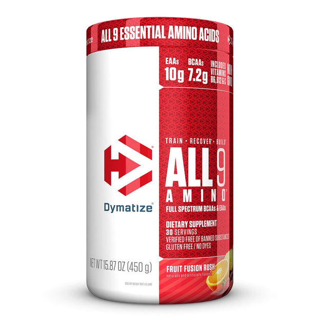Dymatize All 9 Amino Fruit Fusion