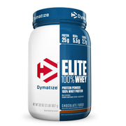 Dymatize Elite 100% Whey Fudge Brownie