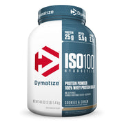 Dymatize Iso 100 Cookies and Cream 3lbs