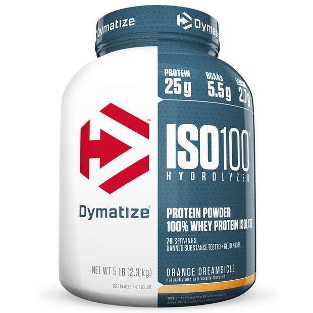 Dymatize Iso 100 Orange Creamsicle