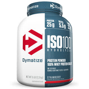 Dymatize Iso 100 Strawberry