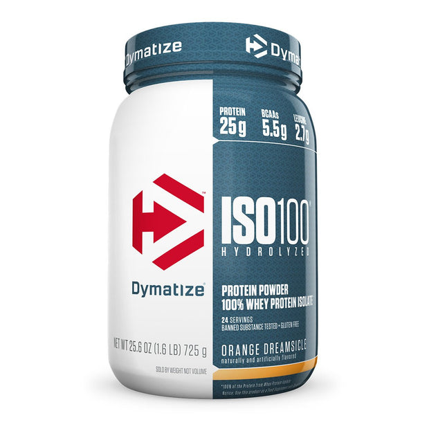 Dymatize Iso 100 Orange Creamsicle 1.6lbs.