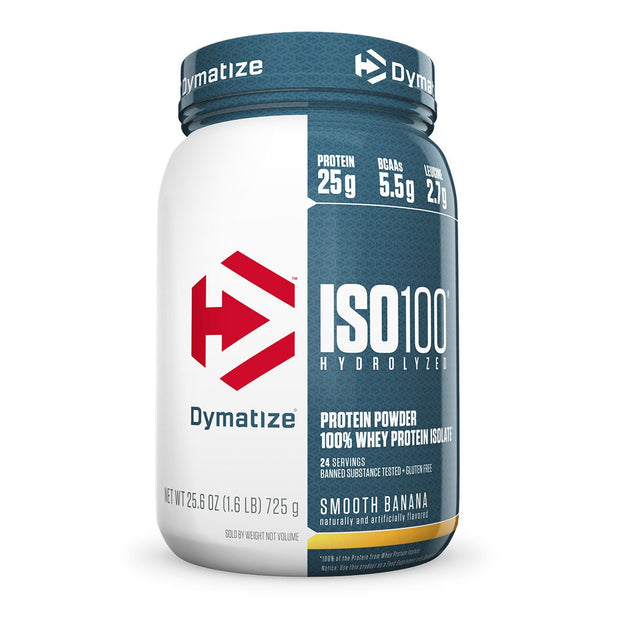 Dymatize Iso 100 Smooth Banana 1.6 Lbs