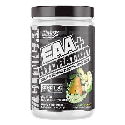 Nutrex EAA plus Hydration Aminos Apple Pear
