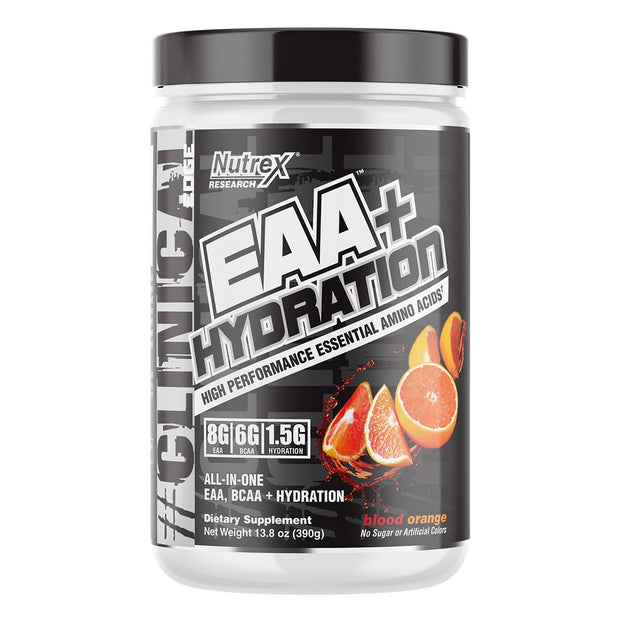 Nutrex EAA plus Hydration Aminos Blood Orange