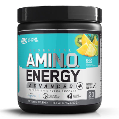Optimum Nutrition ON Essential Amino Energy Advanced Beach Blast