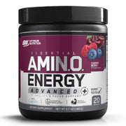 Optimum Nutrition ON Essential Amino Energy Advanced Cherry Berry
