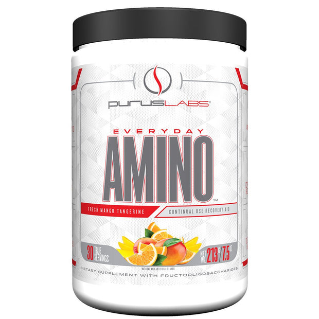 Purus Labs Everyday Amino Mango Tangerine
