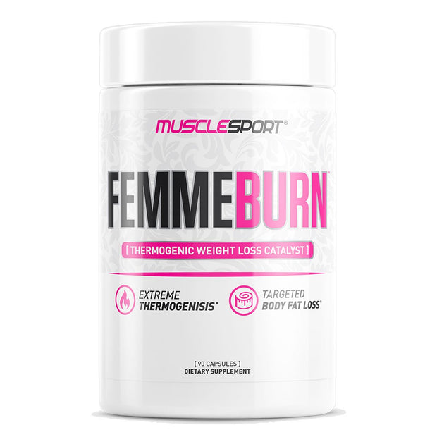 Musclesport Femmeburn Weight Loss Supplement for Women
